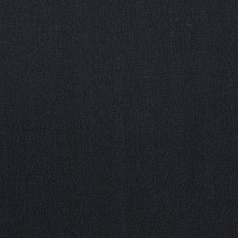 コットン&ポリウレタン×無地(ダークネイビー)×ヘリンボーン・ストレッチ サムネイル1