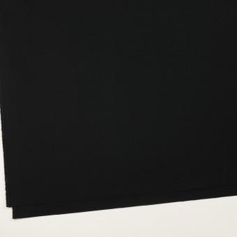 コットン×無地(ブラック)×高密ポプリン サムネイル2