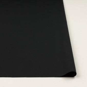 コットン×無地(ブラック)×高密ポプリン サムネイル3