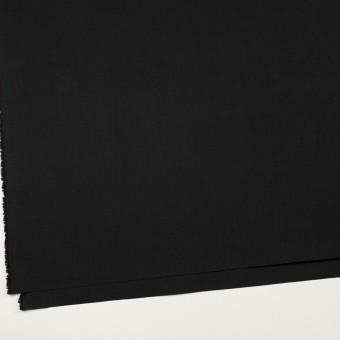 コットン&リネン×無地(ブラック)×キャンバス サムネイル2