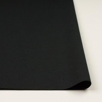 コットン&リネン×無地(ブラック)×キャンバス サムネイル3