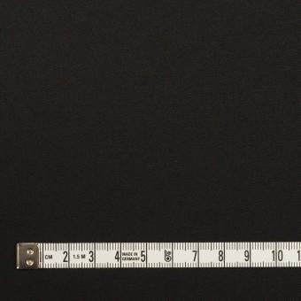 コットン&ポリウレタン×無地(ブラック)×サージストレッチ サムネイル4
