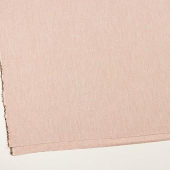 コットン&レーヨン混×ミックス(ピンクゴールド)×かわり織 サムネイル2
