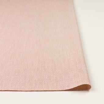 コットン&レーヨン混×ミックス(ピンクゴールド)×かわり織 サムネイル3