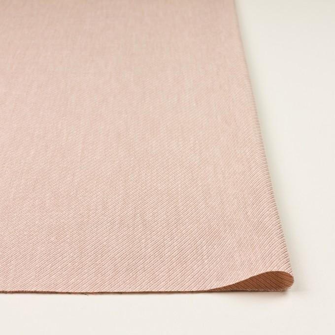 コットン&レーヨン混×ミックス(ピンクゴールド)×かわり織 イメージ3
