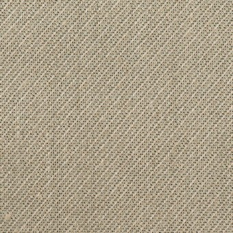 リネン&レーヨン混×ミックス(アッシュグレー)×かわり織_全2色