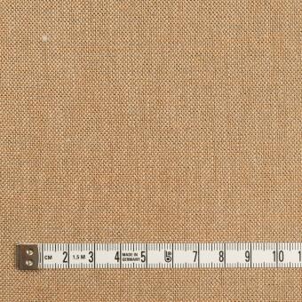 リネン&レーヨン混×ミックス(オレンジゴールド)×かわり織_全3色 サムネイル4