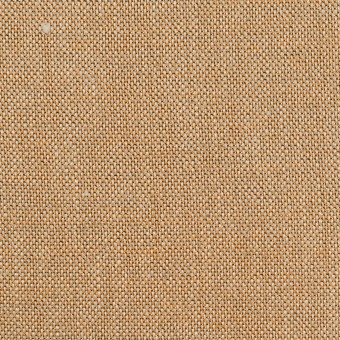 リネン&レーヨン混×ミックス(オレンジゴールド)×かわり織_全3色