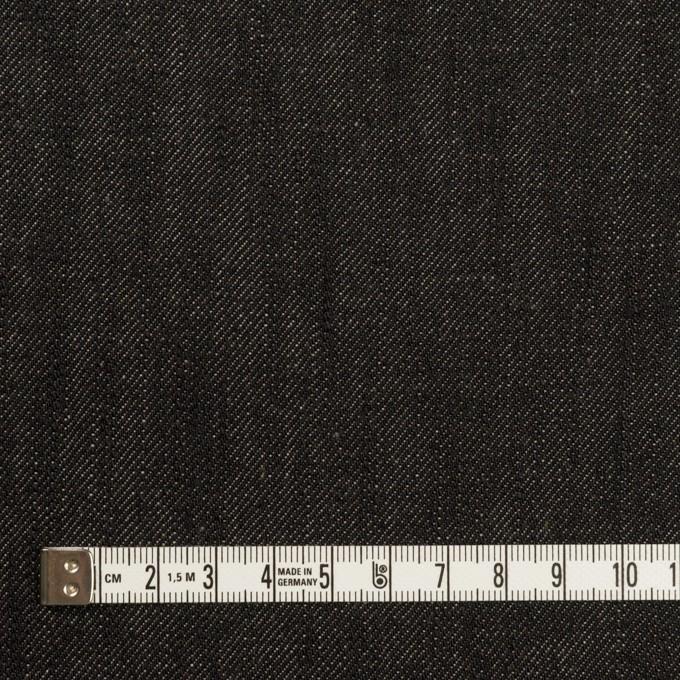 コットン×無地(ディープインディゴ)×デニム(13.5oz) イメージ4