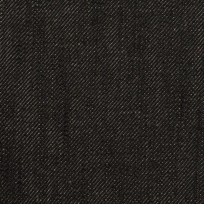 コットン×無地(ディープインディゴ)×デニム(13.5oz) イメージ1