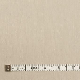 テンセル&ナイロン混×無地(グレイッシュベージュ)×ヘリンボーン・ストレッチ サムネイル4