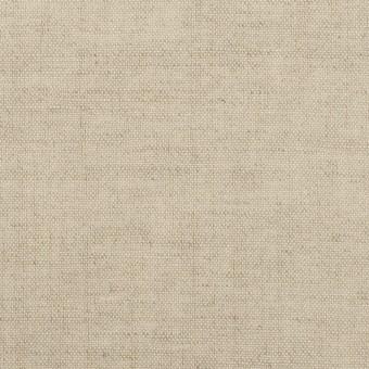 リネン&ウール×無地(グレイッシュベージュ)×薄キャンバス サムネイル1