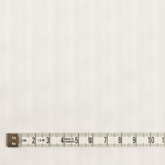 コットン×ストライプ(オフホワイト)×ボイルジャガード サムネイル4