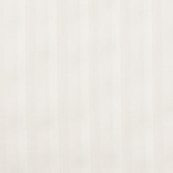 コットン×ストライプ(オフホワイト)×ボイルジャガード