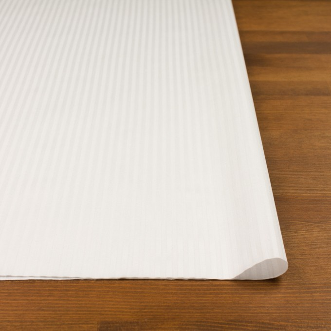 コットン×ストライプ(オフホワイト)×ブロードジャガード イメージ3