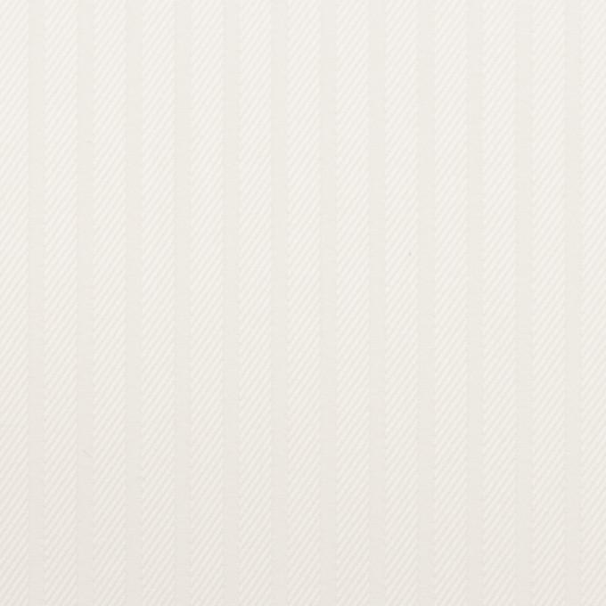 コットン×ストライプ(オフホワイト)×ジャガード イメージ1