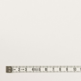 コットン&ポリウレタン×無地(オフホワイト)×ローンストレッチ サムネイル4