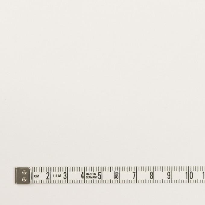 コットン&ポリウレタン×無地(オフホワイト)×ローンストレッチ イメージ4