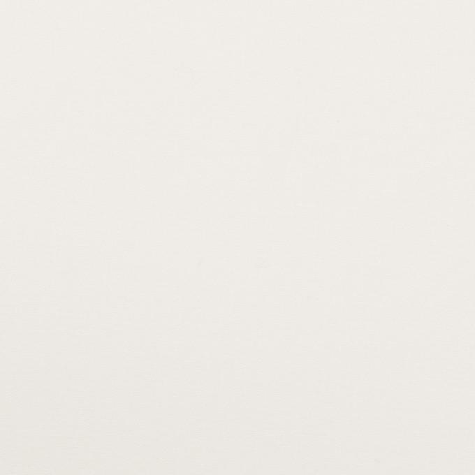 コットン&ポリウレタン×無地(オフホワイト)×ローンストレッチ イメージ1