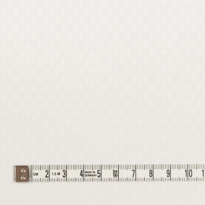 コットン×ダイヤ(ホワイト)×ブロードジャガード イメージ4
