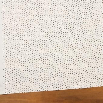 コットン×リーフ(オフホワイト)×ピケ刺繍 サムネイル2