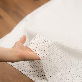 コットン×リーフ(オフホワイト)×ピケ刺繍 サムネイル5