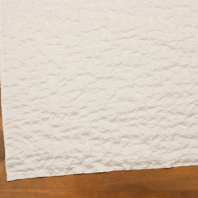 コットン&キュプラ混×無地(アイボリー)×ローンシャーリング_全2色 イメージ2