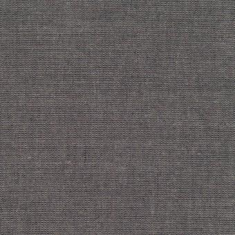 コットン&テンセル×無地(チャコールグレー)×シャンブレー サムネイル1