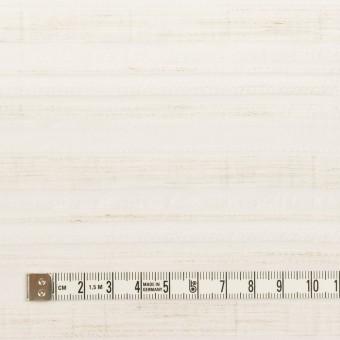 ナイロン&リネン混×ボーダー(エクリュ)×オーガンジー・ジャガード サムネイル4