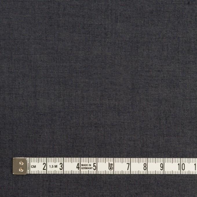 コットン×無地(ネイビー)×ボイル イメージ4