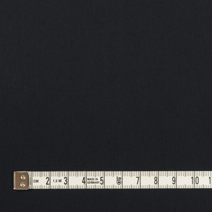 コットン&ナイロン×無地(ダークネイビー)×ブロード イメージ4