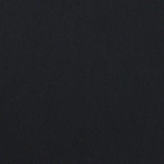コットン&ナイロン×無地(ダークネイビー)×ブロード