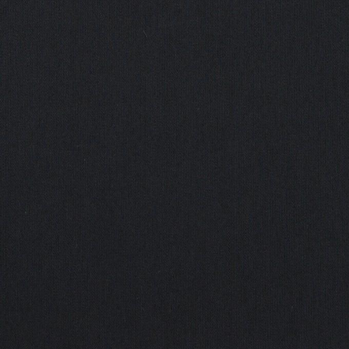 コットン&ナイロン×無地(ダークネイビー)×ブロード イメージ1