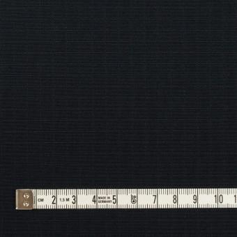 コットン×無地(ダークネイビー)×リップストップ サムネイル4