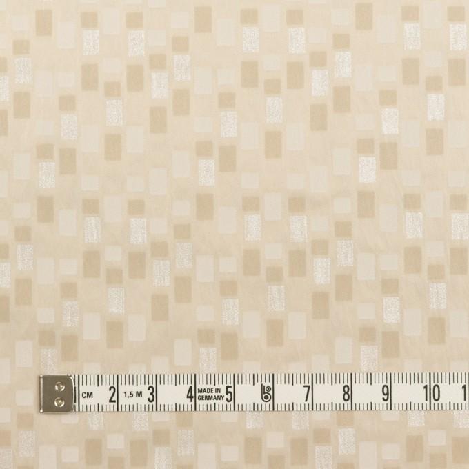ポリエステル×スクエア(シャンパンゴールド)×タフタワッシャー_全2色_イタリア製 イメージ4