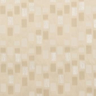 ポリエステル×スクエア(シャンパンゴールド)×タフタワッシャー_全2色_イタリア製
