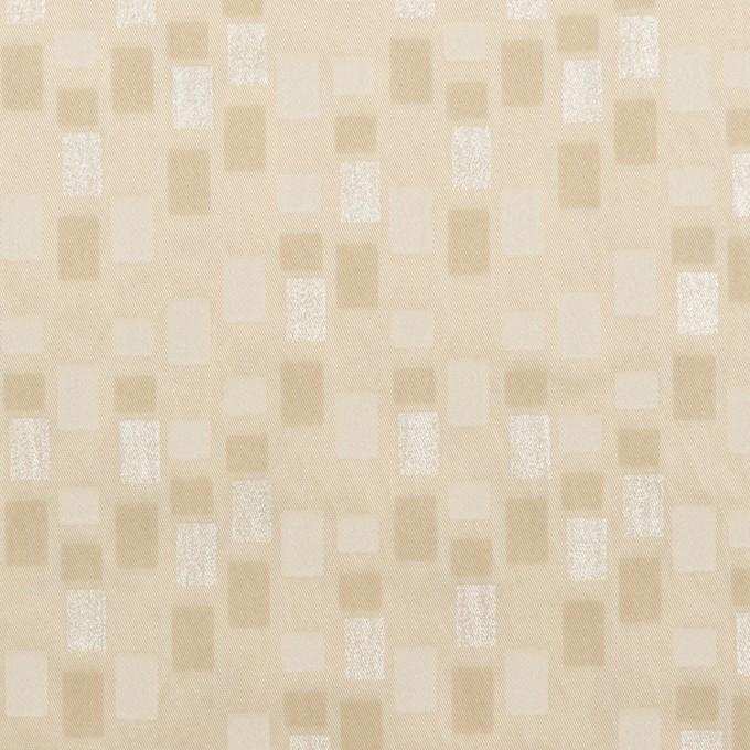 ポリエステル×スクエア(シャンパンゴールド)×タフタワッシャー_全2色_イタリア製 イメージ1