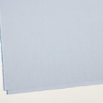 コットン&ポリウレタン×無地(サックス)×サージストレッチ_全4色 サムネイル2
