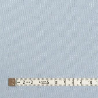 コットン&ポリウレタン×無地(サックス)×サージストレッチ_全4色 サムネイル4