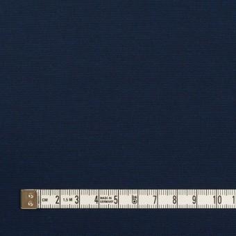 コットン&ポリウレタン×無地(ネイビー)×サージストレッチ_全4色 サムネイル4