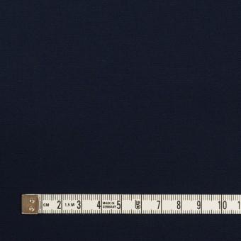 コットン&ポリウレタン×無地(ダークネイビー)×サージストレッチ_全4色 サムネイル4