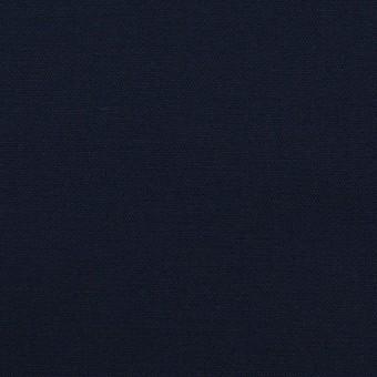 コットン&ポリウレタン×無地(ダークネイビー)×サージストレッチ_全4色 サムネイル1