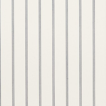 コットン&ポリエステル×ストライプ(チャコール)×ローン サムネイル1