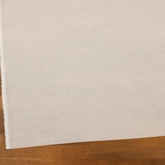 コットン×無地(オフホワイト)×ボイル サムネイル2
