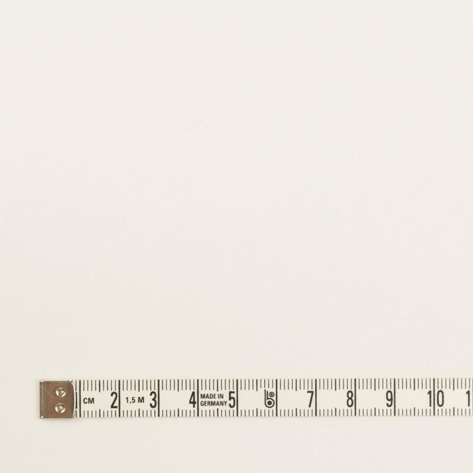 コットン&レーヨン混×無地(ミルク)×サテンストレッチ イメージ4
