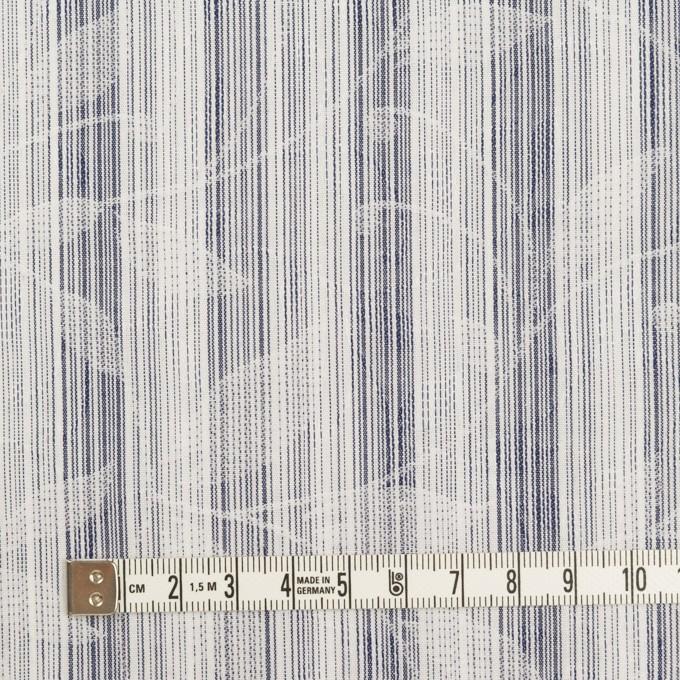 コットン×ストライプ(ネイビー)×ジャガード_全2色 イメージ4