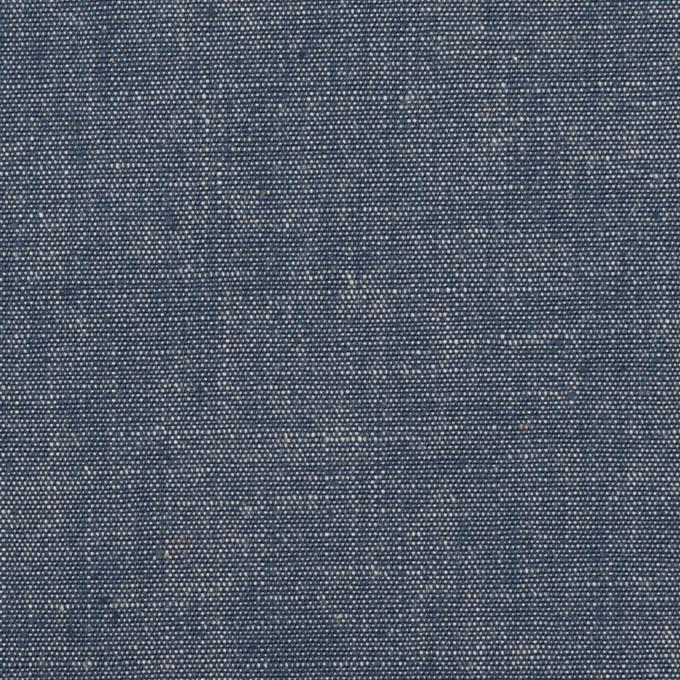 コットン×無地(インディゴブルー)×セルビッチ・キャンバス イメージ1
