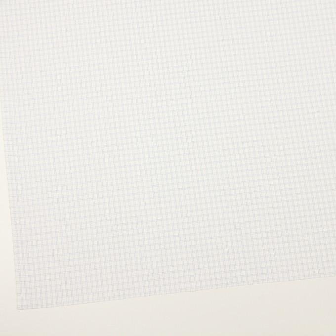コットン×チェック(ブルー)×ジャガード イメージ2