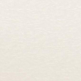 リネン×無地(オフホワイト)×天竺ニット_全2色 サムネイル1