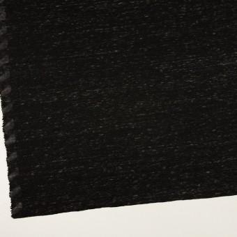 リネン×無地(ブラック)×天竺ニット_全2色 サムネイル2
